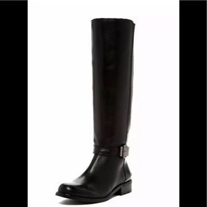 Vince Camuto Kristini knee high riding boots 9.5